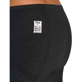arena Powerskin Carbon Glide Jammer Hombre, negro